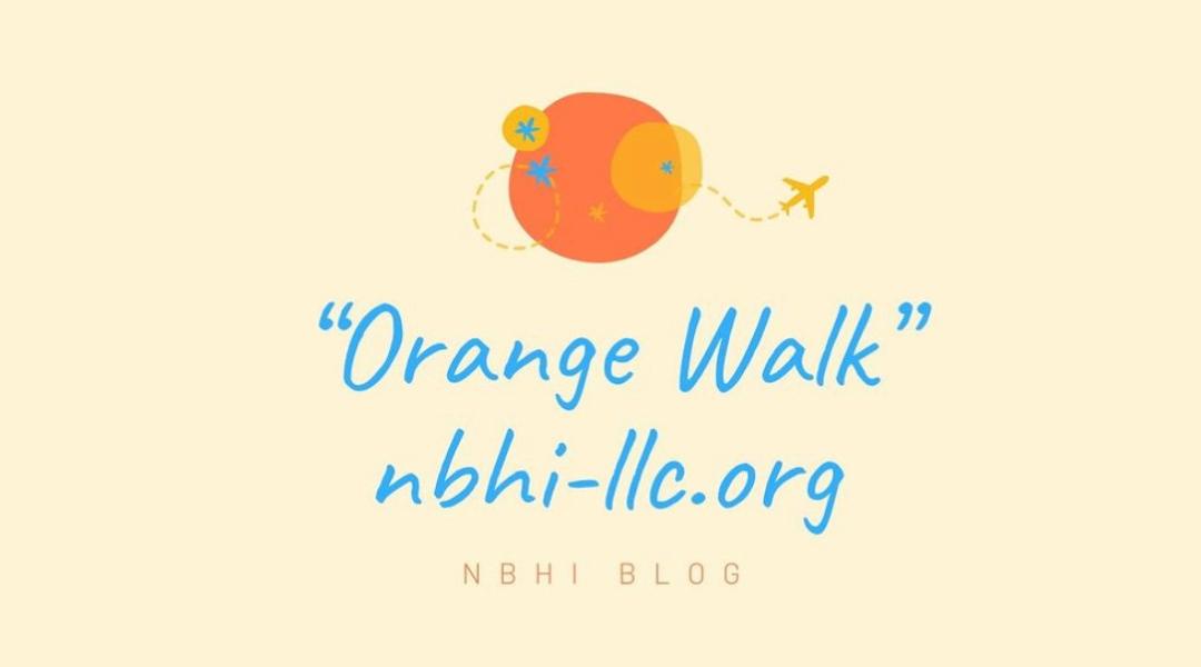 Orange Walk Image